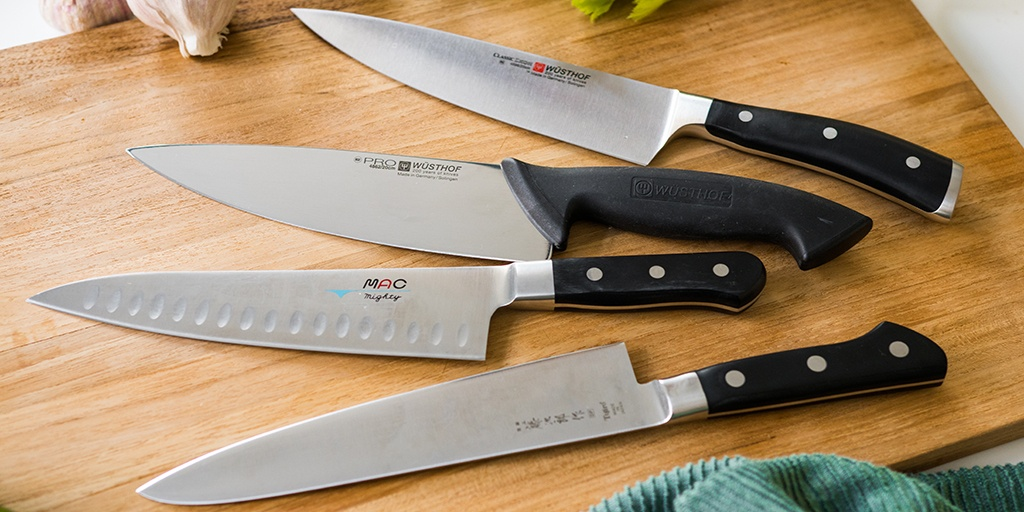The Best Kitchen Knives Made in the USA: The All-American Knife