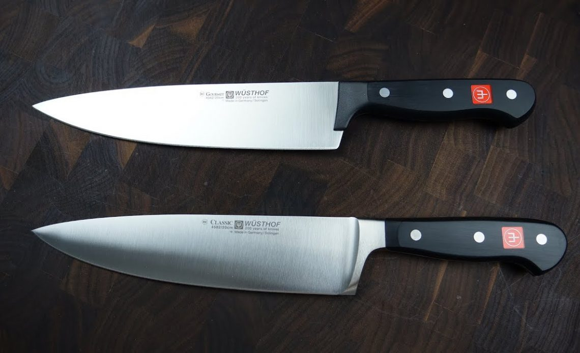 A Complete Wusthof Knives Review: Classic vs. Ikon vs. Gourmet