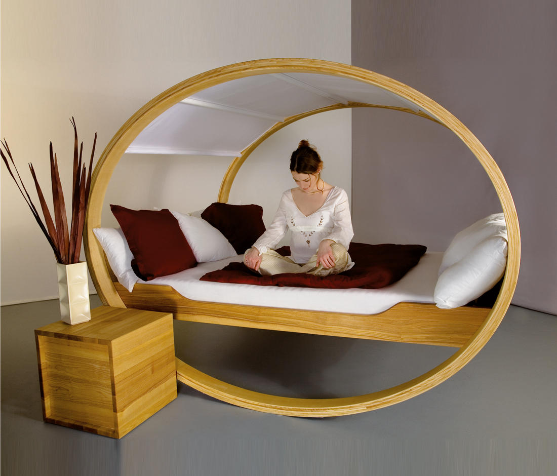 A Rocking Bed for Adults - Private Cloud Rocking Bed