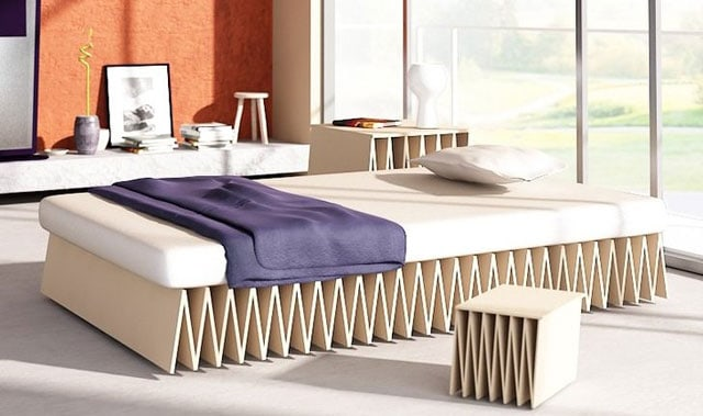 The Beauty with Brains Bed - Presotto Aqua Bed